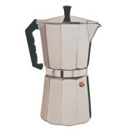 Cafeteira Alumínio 9 Xícaras  600 ml - Soprano