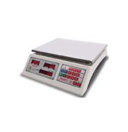 Balança Eletrônica Triunfo 15kg c/bateria -  MAX DST-15-CB