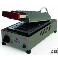 Máquina Para Crepe Suiço - 6 Crepes - Progás - PRK06