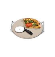 Pedra para Pizza com Cortador Brinox  - Verona