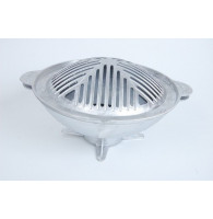 Gengiskan Aluminio Redonda - Degusta